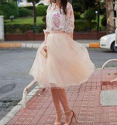 Une petite robe en tulle pour le nouvel an ?