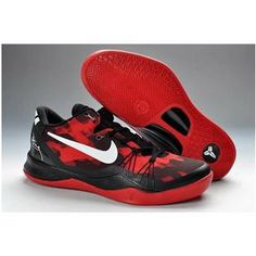 77f59fb7ca2 Buy Mens Nike Kobe VIII Elite Basketball Shoes Black Crimson White 586156  from Reliable Mens Nike Kobe VIII Elite Basketball Shoes Black Crimson White  ...