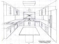 30 Gambar Dapur Terbaik Dapur Sketsa Arsitektur Desain