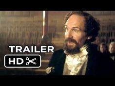 """First trailer for """"The Invisible Woman"""" about Charles Dickens & his mistress, starring Ralph Fiennes."""