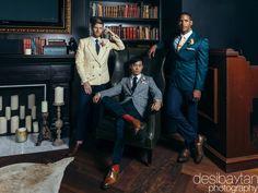 Men's Fashion: Sprezzatura - The Art of Man - Desi Baytan Photography » Desi Baytan Photography