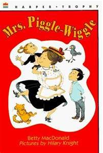 Mrs Piggle Wiggle read every book in the series
