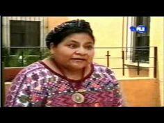 Personajes de la historia: Rigoberta Menchu y el genocidio de Guatemala