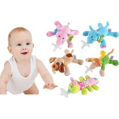 Find More Pacifier Information about Baby Pacifier Nipples Soft Baby Toy Cartoon Elephant Monkey Baby Soother Baby Pacifier Feeding high quality Bite Gags Boys Girls,High Quality pacifier ring,China pacifier sterilizer Suppliers, Cheap toy fun from moonlight zhou's store on Aliexpress.com