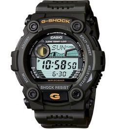 G-Shock รุ่น G-7900-3DR รายละเอียด นาฬิกาข้อมือสำหรับผู้ชาย แข็งแรงทนทาน…