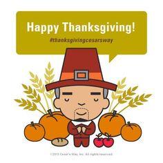@Cesar Millan: Happy Thanksgiving Pack Leaders! #thanksgivingcesarsway