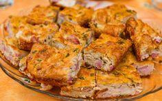 Co nesmí chybět na svátečním stole? Nádivka s uzeným masem! Easter Recipes, Quiche, Mashed Potatoes, Food And Drink, Pizza, Eat, Breakfast, Ethnic Recipes, Food