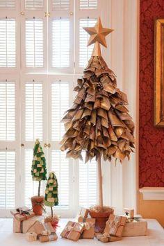 Creative, DIY Christmas Tree Concepts (27 pics) - Izismile.com