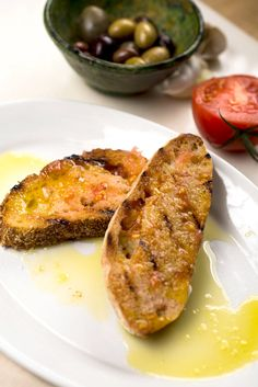 Rustic Tomato Toast Recipe - NYT Cooking