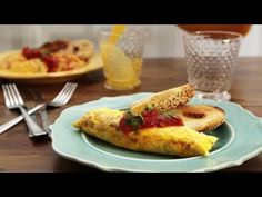 Kitchen Hacks - How to Make An Omelet in a Bag