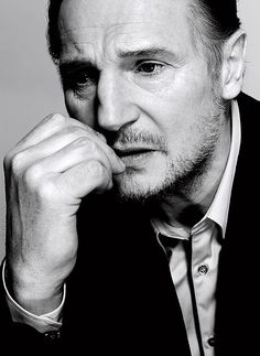 There are two kinds of people in this world: those that like Liam Neeson and those that love him.