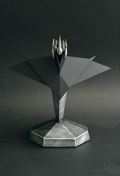 A Geometric Witch King on Toy Design Served
