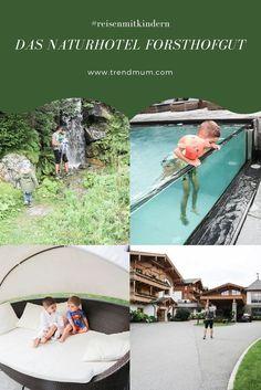 Ein Reisebericht über unseren Wochenendausflug im Naturhotel Forsthofgut