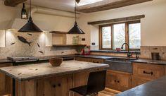 Encontrá las mejores ideas e inspiración para el hogar. One of a kind kitchen por PAN|brasilia UK Ltd | homify