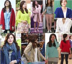 'A Gentleman's Dignity' Kim Ha Neul's Fashion Becomes Popular