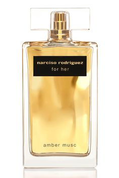 Amber Musc Narciso Rodriguez for women balsamic patchouli musky amber oud warm spicy
