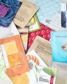 Want healthy, glowing skin? Get it with the Sheet Mask Challenge. Up your skin care game today. Shop the set on Soko Glam. Skin Care Regimen, Skin Care Tips, Beauty Secrets, Beauty Hacks, Beauty Products, Skin Products, Diy Beauty, Homemade Beauty, Beauty Ideas