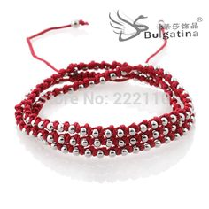 Cheap bracelet string, Buy Quality shipping options directly from China shipping beef Suppliers: MultiColor Fashion MACRAME Handmade Woven Friendship Bracelets Free ShippingNote:1)Material:Shamballa CrystalBrace