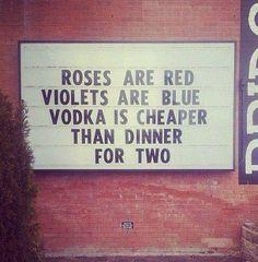 Imagem de vodka, rose, and funny