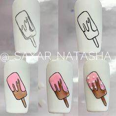 Simple Nail Art Designs, Beautiful Nail Designs, Cute Nail Designs, Nail Art Hacks, Nail Art Diy, Nail Dipping Powder Colors, Nail Art Printer, Nail Drawing, Nail Art Techniques