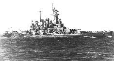 16 in North Carolina class battleship USS Washington in 1943: this pair…