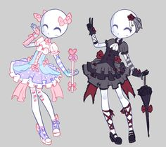 Custom outfit for LaceBug  Hope you like it! <3 sorry for the long wait ;v; <3 Read my rules for adoptables here!Adoptable Rules ______________________________Base by Koru-ru  ...