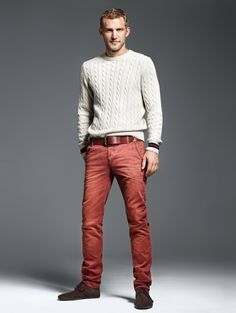 MAC Denim F/W 2012 lookbook