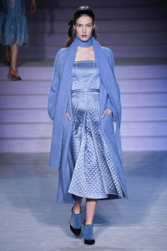 Неделя моды в Лондоне  Temperley London (Интернет-журнал ETODAY) Autumn  Winter Fashion 45b032759c7