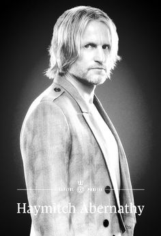 Hunger Games / Catching Fire / Haymitch