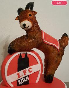 Hennes 1.FC Köln Fondant