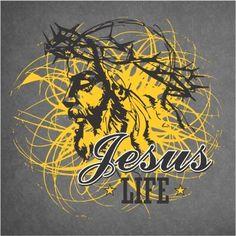 Jesus life art | YOUGRAPH