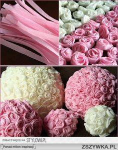 Zobacz zdjęcie Róże z papieru. :3 w pełnej rozdzielczości