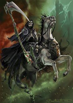 CyberWolf, The Four Horsemen - Secrets of the Lost Tomb...