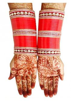 Beautiful Designer Bridal Chura