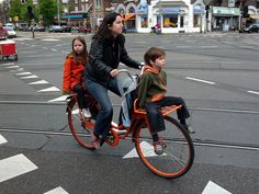 No, you don't need a car in urban areas to transport your kids.