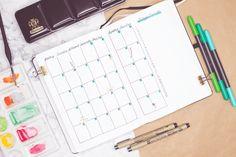 Bullet Journal | Setup Juli 2021 Thema Kräuter - Freulein Linka Bullet Journal, Notebook, Ideas, The Notebook, Exercise Book, Notebooks