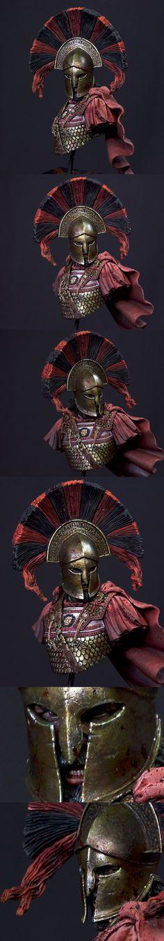 Spartan bojovník
