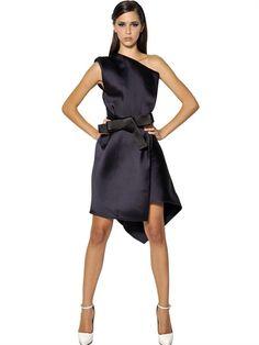 LANVIN - TECHNO DUCHESSE DRESS...Yesssss