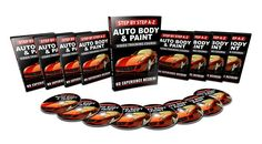 Diy Auto Body  and  Painting We Love 2 Promote http://welove2promote.com/product/diy-auto-body-and-painting/    #promotion