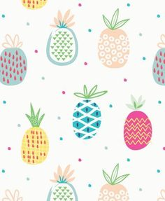 Pineapple pattern by Michele Payne
