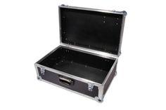 Universal Cable Case  7 mm Wood, 25 x 25 mm Aluminium edges, 1x Suitcase handle, 2x Snap lock, 2x Locking hinges, Medium rounded steel corners, Internal dimensions (W x H x D): 54.5 x 21 x 33.5 cm, External dimensions (W x H x D): 58 x 24.5 x 37 cm,...