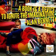 What Book is Igniting Your Imagination Today?
