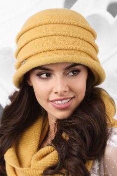 Luxusný dámsky klobúk na zimu Kamea Palermo Palermo, Winter Hats, Beanie, Fashion, Moda, Fashion Styles, Beanies, Fashion Illustrations, Beret