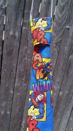 Superman Toddler Necktie by tjantnesh on Etsy, $16.00