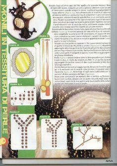 Gioielli in tessitura di perle Nº 4 - Anna Maria - Веб-альбомы Picasa