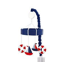 Sadie Scout Boys Nautical Musical Mobile