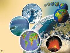 Recursos digitales de Geografía de 1º de Educación Secundaria Obligatoria, de Editorial Anaya, complementarios a los libros de texto. Bloque sobre la Tierra: movimientos, litosfera, hidrosfera y relieve.