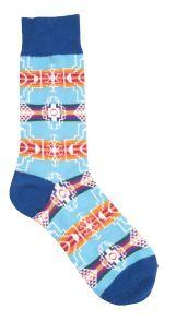 Trading Blanket II Socks