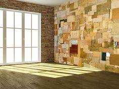 phoebe washburn: wood walls - designboom | architecture