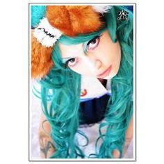 Foxy Lady 9 > Large Poster Prints > Goldfishdreams Prints